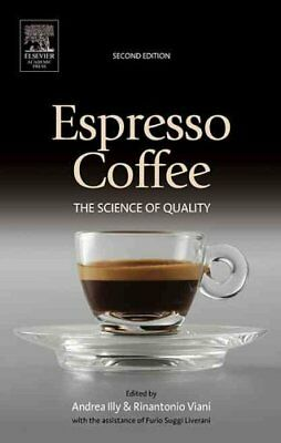 Espresso Coffee The Science of Quality by Andrea Illy 9780123703712