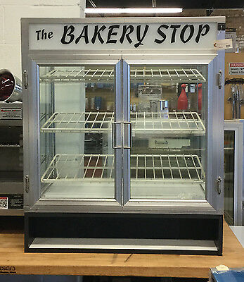 "Used  Spartan 36"" Dry Bakery Display Case Model No. 92531"