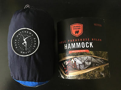 Dave Matthews Band Limited Edition Grand Trunk Hammock - VIP Warehouse Package