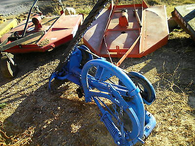 Ford Sickle Bar Hay Mower  7 ft good