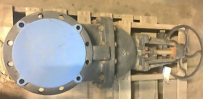"Milwaukee 10"" Flanged Gate Valve 2885A  2885A-1000"