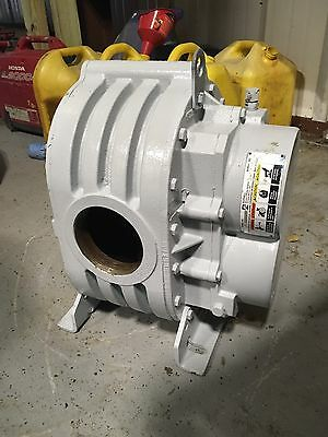 Tuthill MD Pneumatics 5006-21L2 Rotary Lobe Positive Displacement Blower 4-inch