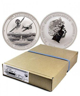 2016-P $1 Pearl Harbor 75th Anniversary Perth Mint