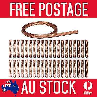 High Performance Scalextric Pickup Braid ( x 10 pieces)