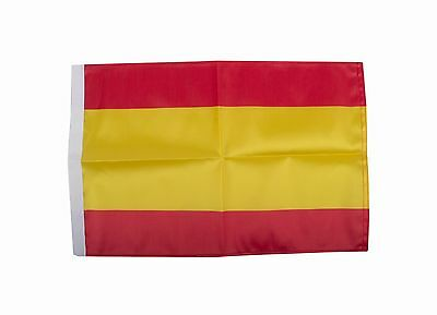Spanish Courtesy Flag Ideal For Boats