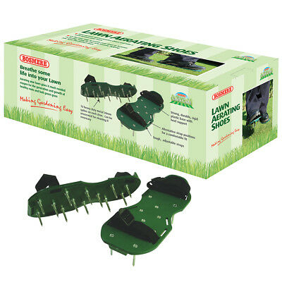 NEW Bosmere Lawn Aerator Sandals