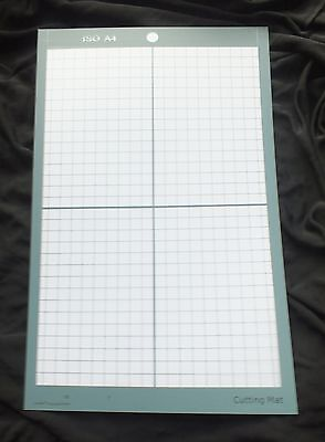 Silhouette type cutting mats A4 8 x 13 Silhouette Portrait multi list numbers