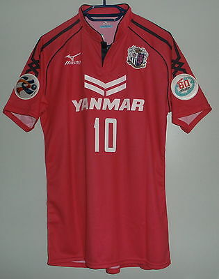 J-League Cerezo Osaka 2014 ACL Home #10 Diego FORLAN New With Tags