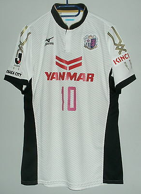 J-League Cerezo Osaka 2014 Away #10 Diego FORLAN New With Tags