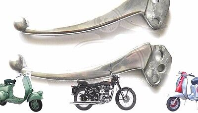 New Lambretta  Gp Dl Sx Series Clutch Brake Lever Set