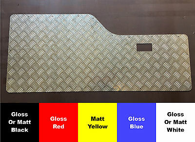 Land Rover Discovery 1 Chequer / Tread Plate Boot Rear Door Card BRAND NEW