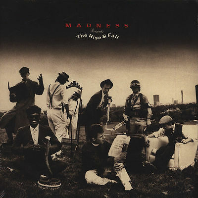 Madness - The Rise And Fall vinyl LP NEW/SEALED
