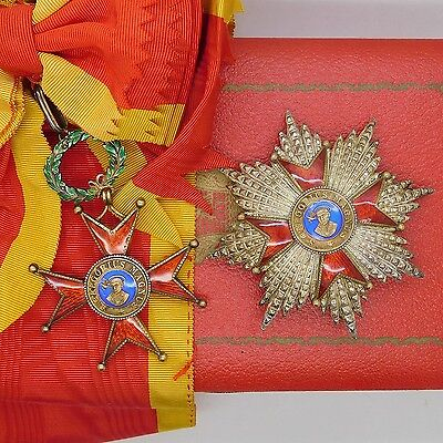 Vatican Medal Order of St Gregory the Great with case