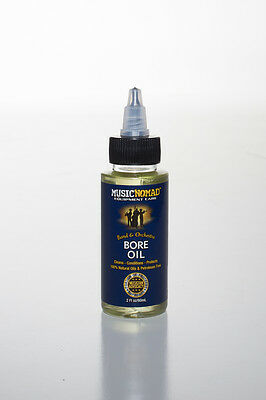 Music Nomad Bore Oil for Woodwinds
