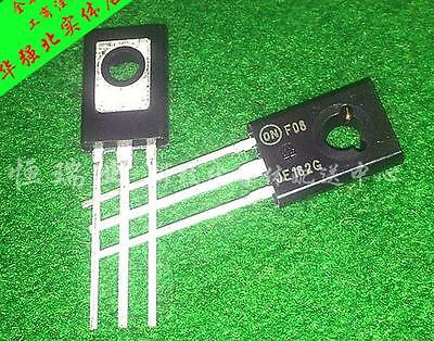 5 PCS MJE182G Transistors 40 − 60 − 80 VOLTS 12.5 WATTS TO-126 ON NEW