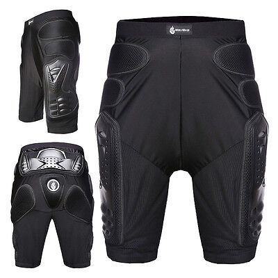 Sport Hip Bum Armour Shorts Racing Pants Motorcycle Leggings Knight Protector