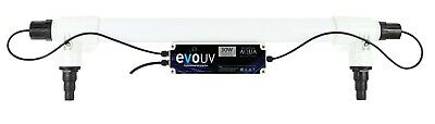 Evolution Aqua Evo 30w Pond UV Unit  Water Clarifier Steriliser Sale £109.99