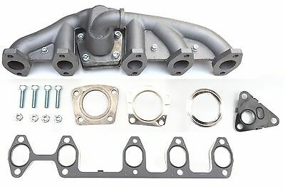 NEW!!! EXHAUST MANIFOLD with GASKET KIT/NUTS VW TRASPORTER 2.5 TDI 070253017A