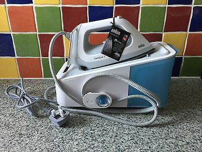 Braun IS5022W Pressurised Steam Generator Iron