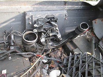 Mercruiser Y Pipe With Hookups & Flaps 1990 4.3