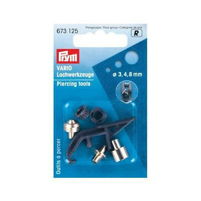 Prym Vario Piercing Tools (for use with Vario pliers) 673125