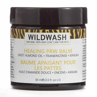 WILDWASH Healing Dog and Cat Paw Balm, 60 ml.