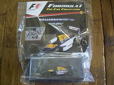 Formula 1 The Car Collection Part 19 Williams FW15C 1993 Alain Prost