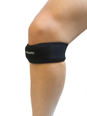 Sporlastic Tennis Badminton Patella Ligament Support Knee Stabilisation Strap