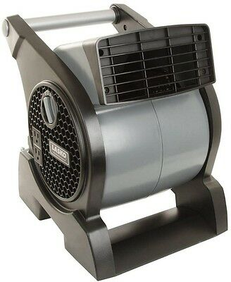 Lasko Pro High Velocity Pivoting Blower Fan For Wet Carpets Floors and