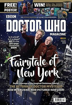 Doctor Who Official Magazine issue 507 (January 2017)
