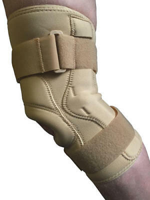 Solace Orthopaedic Tennis Badminton Hinged Patella Stabilise Knee Support Brace