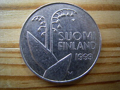 1993 Finland 10 pennia  Coin Collectable