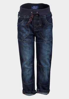 Boys' Minoti Blue Denim Jeans