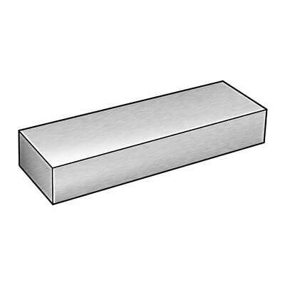 GRAINGER APPROVE Stainless Steel Blank Stock,Rect,304SS,1/8 Tx1 In x 6 ft, 4YTX9