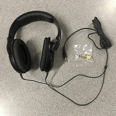 SENNHEISER HD201 DJ Headphones - DJ STUDIO HI-FI PRODUCER