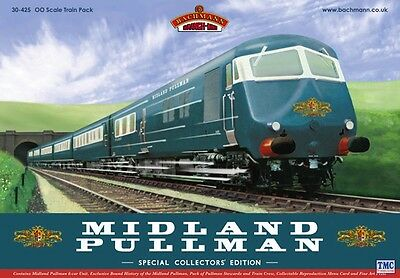 30-425 Bachmann OO Gauge Midland Pullman Train Pack