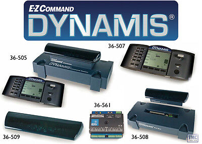 36-599 Bachmann E-Z Command DCC Dynamis Pro Starter Package Refurbished