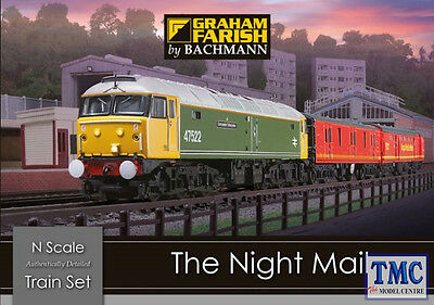 370-130 Graham Farish N Gauge The Night Mail