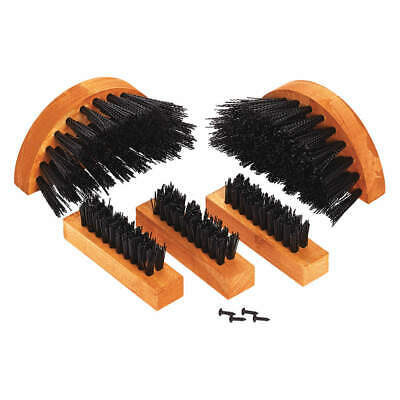 GRAINGER APPROVED Replacement Brush Set, SB-5U