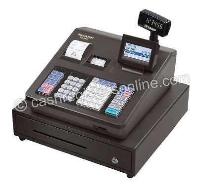 Sharp XE-A407 Cash Register - New with Warranty - Same as XE-A507 w/o Scanner