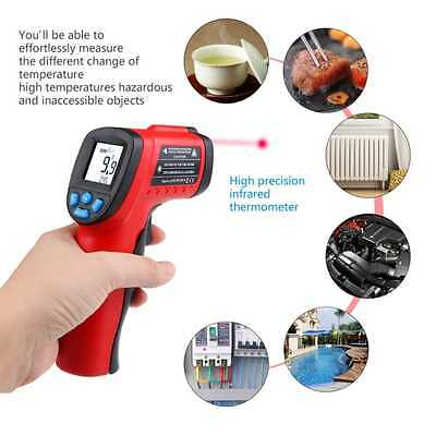 Infrared Thermometer, Blustmart Non-Contact Digital Laser IR Infrared Thermomete