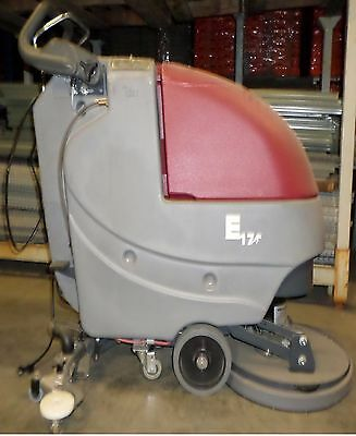 Minuteman E17 Floor scrubber - USED