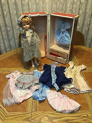 "Vintage Uneeda 2S Dollikin 19"" 1958-1962  16 Joint Doll Clothing Accessories"