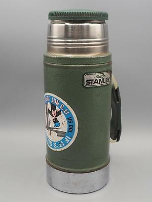 Vintage Aladdin Stanley 24 oz. Wide Mouth Thermos A-1350B Made in USA