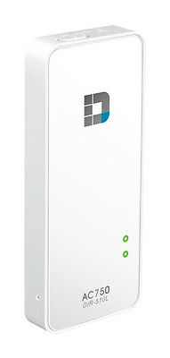 D-LINK [DIR-510L] Wi-Fi AC750 Portable Router and Charger