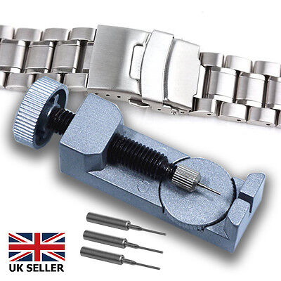 Professional Link Pin Remover Adjuster Watch Band Bracelet Strap Repair Tool