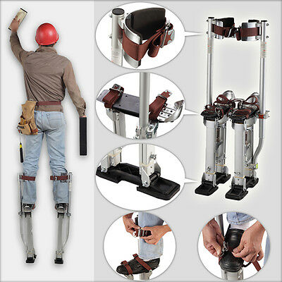"24""-40"" White  Drywall Stilts Legs Interior Decoration Design Convenient Tool"