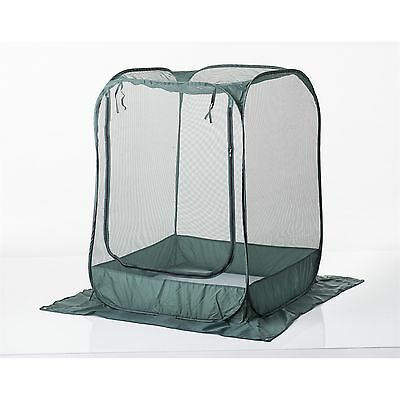 Maze NET GARDEN COVER Ample Side Flap *Aust Brand - 1m2x125cm Or 1.25m2x92cm