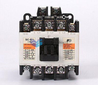 FUJI Electric SC-5-1 Magnetic Contactor 110V New in box