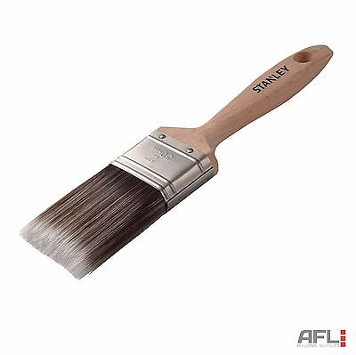 Stanley Max Finish Advance Synthetic Paint Brushes 25-100mm Painting Dceorating